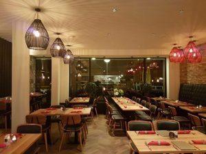 italiaans restaurant